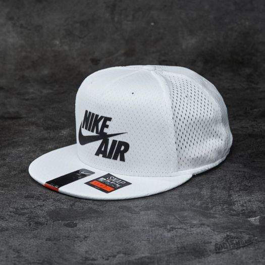 Nike Air Pivot True Snapback White | Footshop
