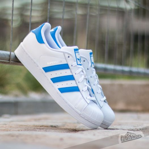 adidas superstar ray blue
