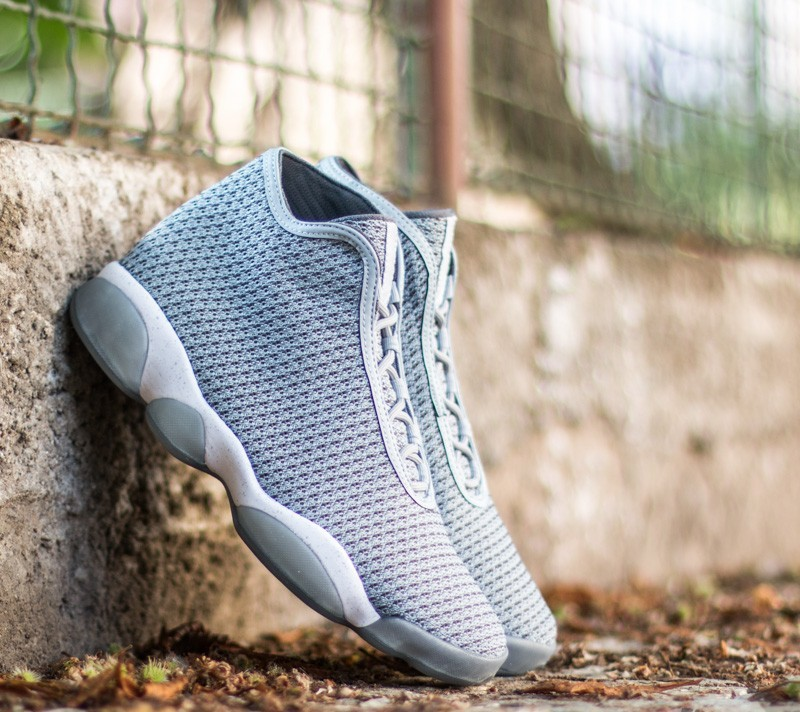 sports shoes 94c3f c0bd3 Jordan Horizon Wolf Grey  White- Dark Grey