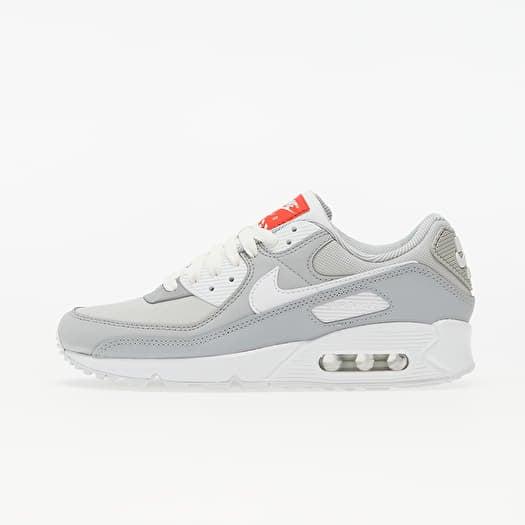 Nike W Air Max 90 Lt Smoke Grey/ White-Summit White | Footshop