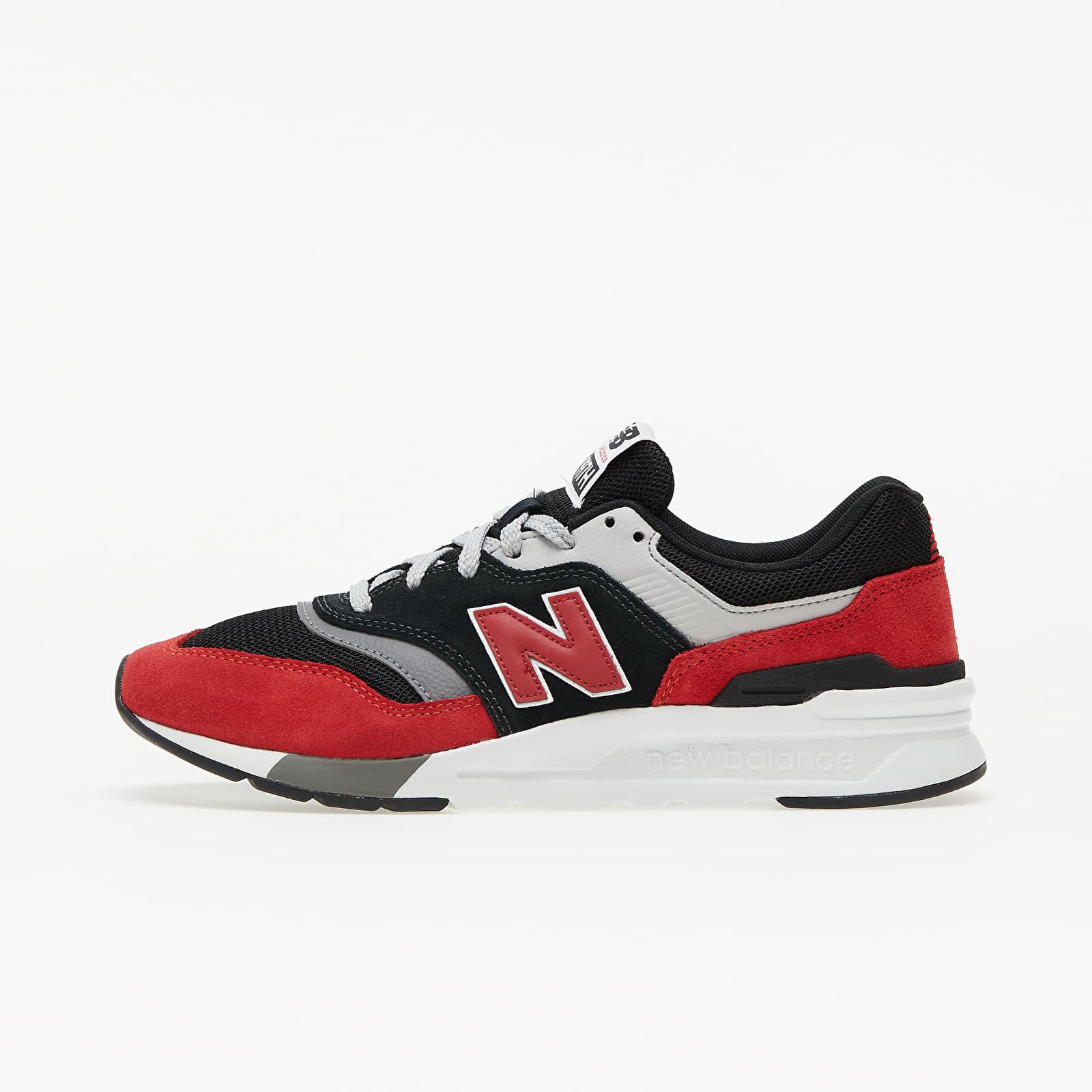 New Balance 997 Black/ Red EUR 42