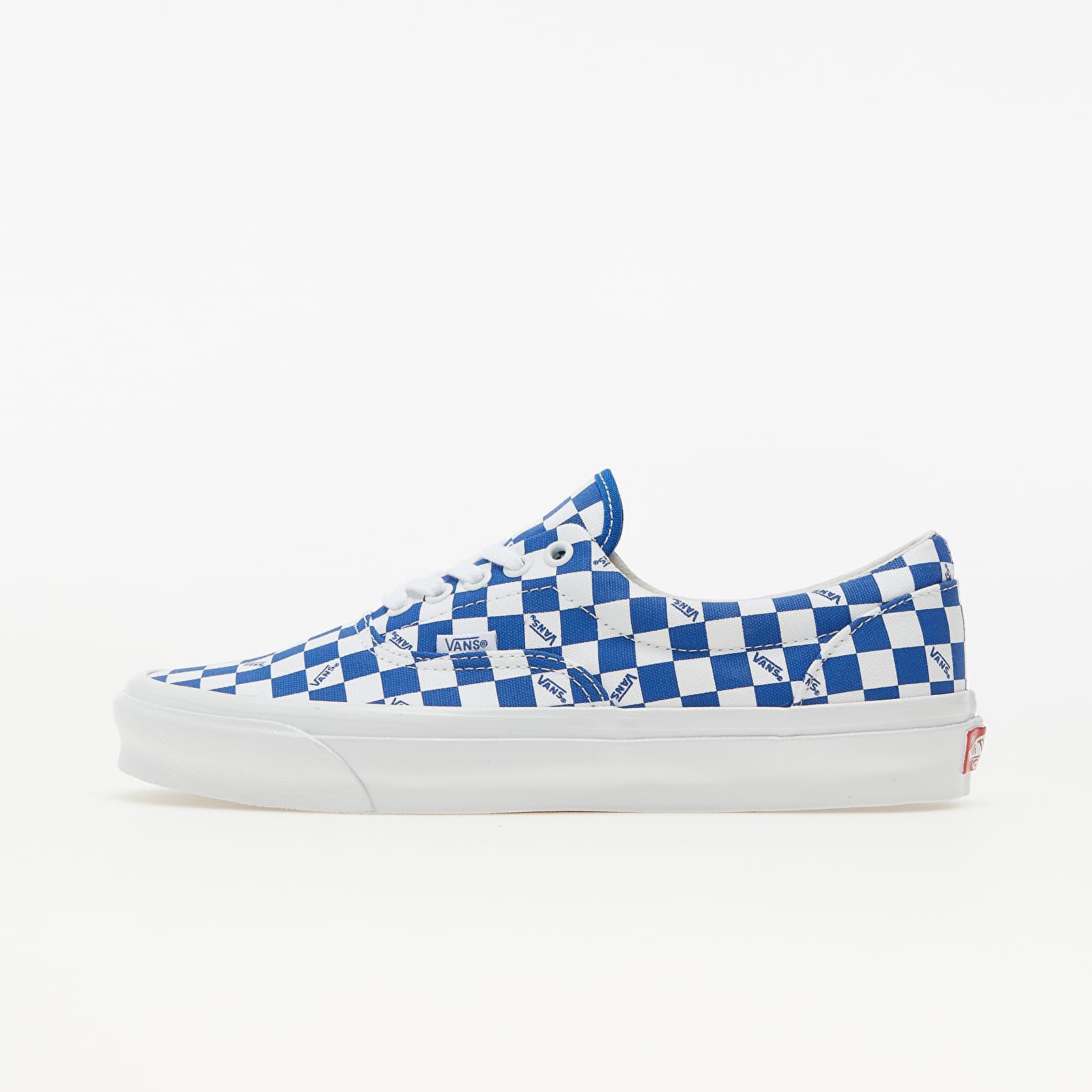 Vans Vault OG Era LX (Canvas) Checkerboard Logo/ Night Blue EUR 45