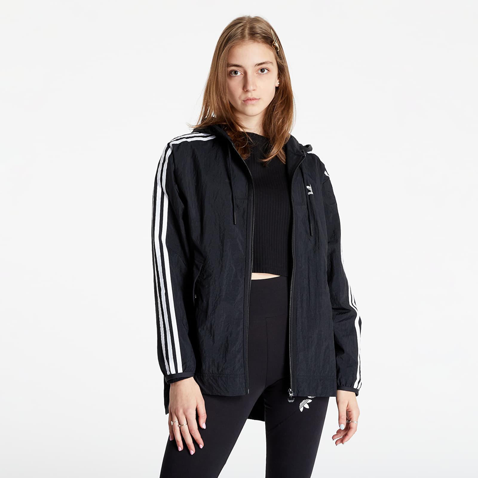 adidas Originals Windbreaker Black S/36