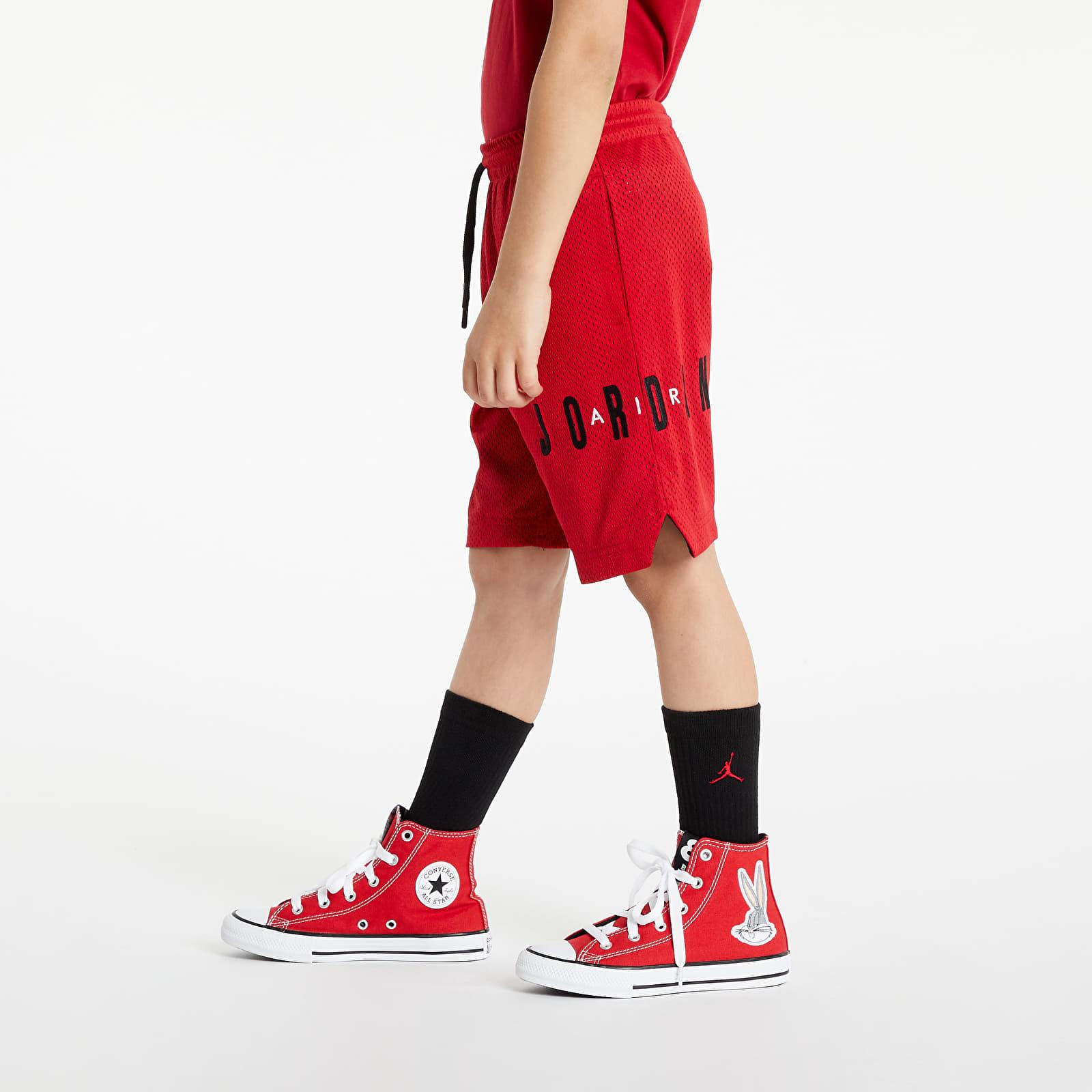 Jordan Jumpman Air Mesh Shorts (2-7Y) Gym Red 5-6Y