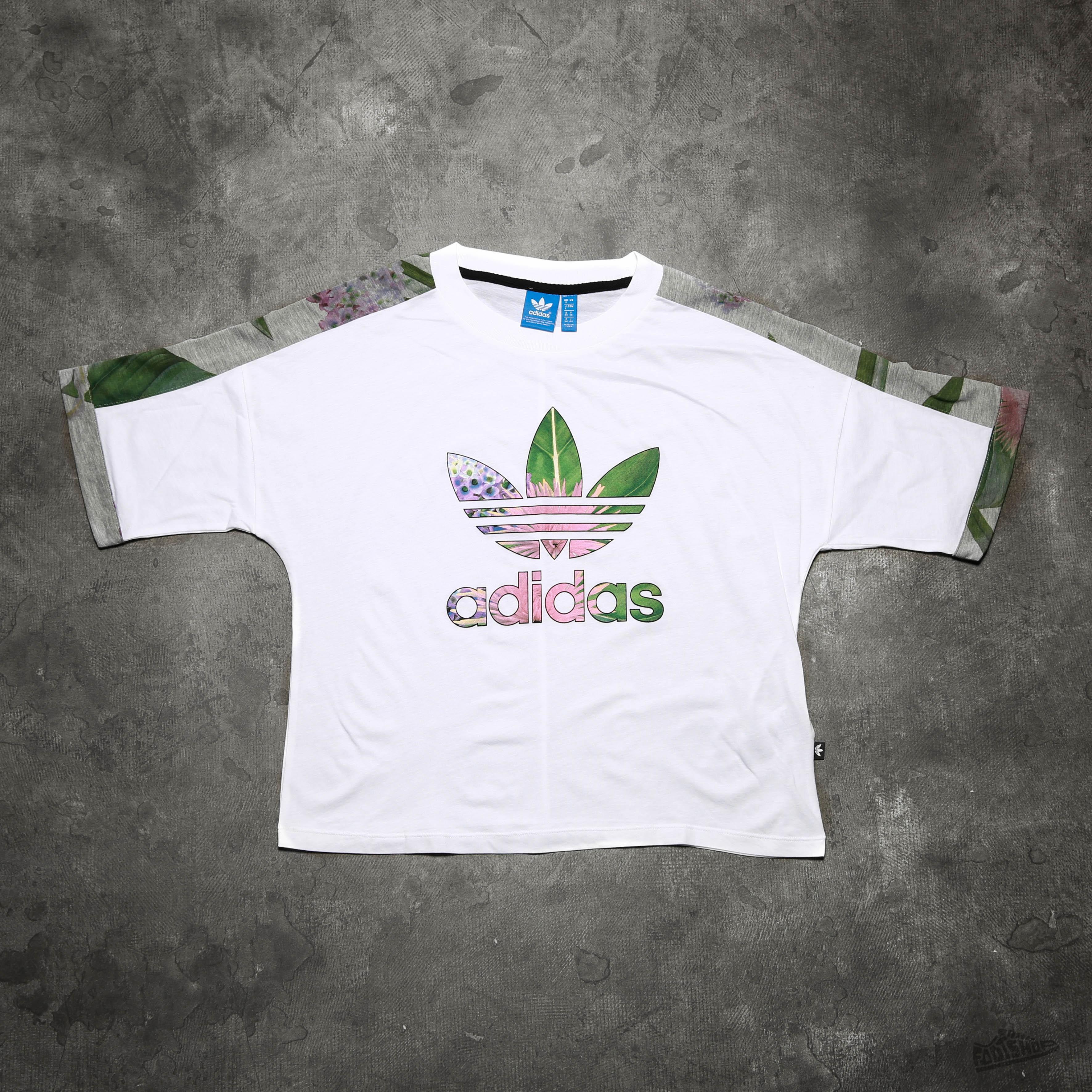 finest selection d9b30 85115 adidas Train Cuff Tee White | Footshop