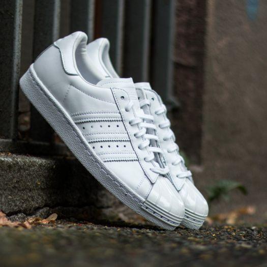 Adidas Originals Superstar 80S Metal Toe W (White