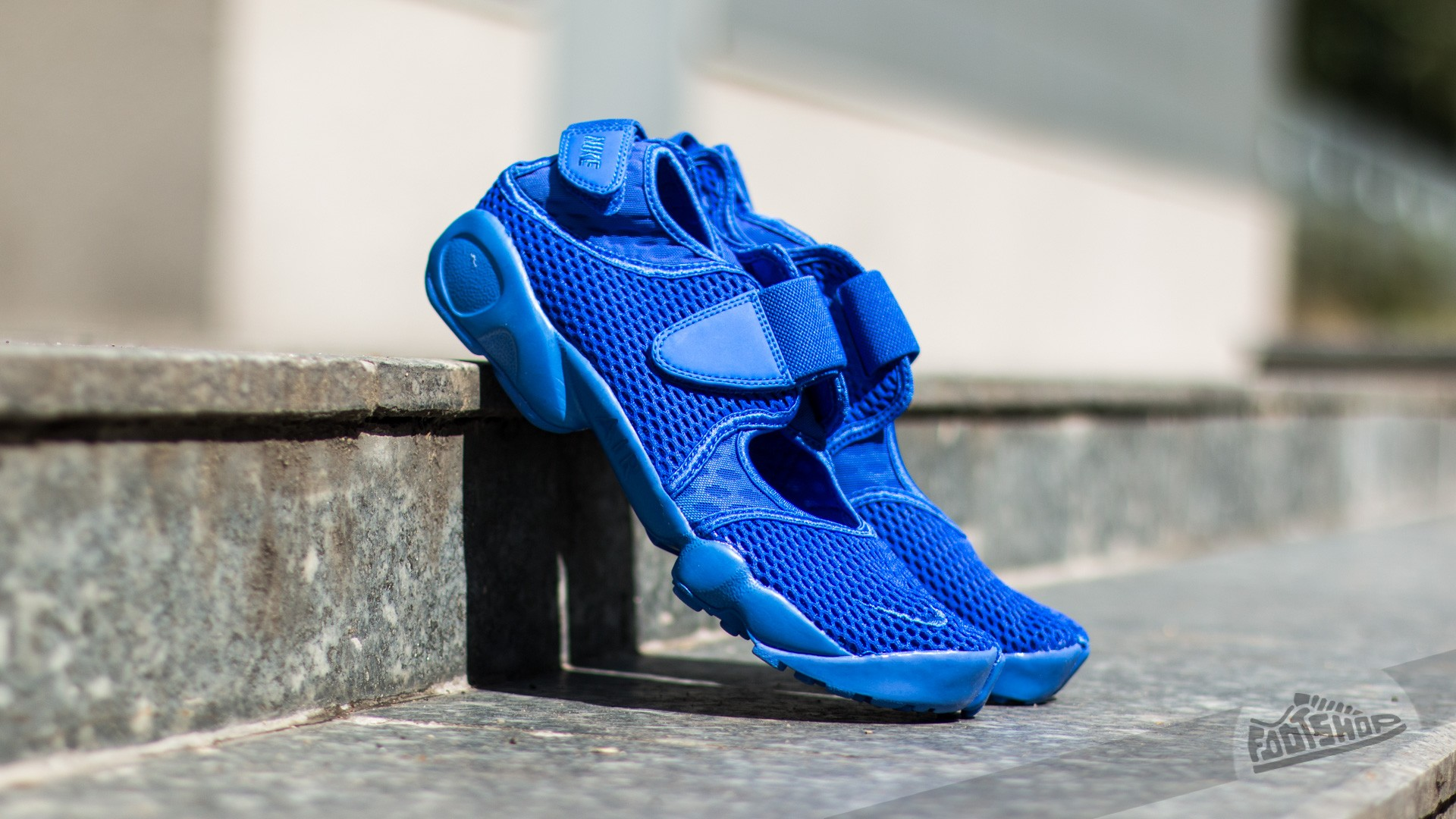 huge selection of 855d2 0e2f4 Nike Air Rift Breathe Racer Blue  Racer Blue