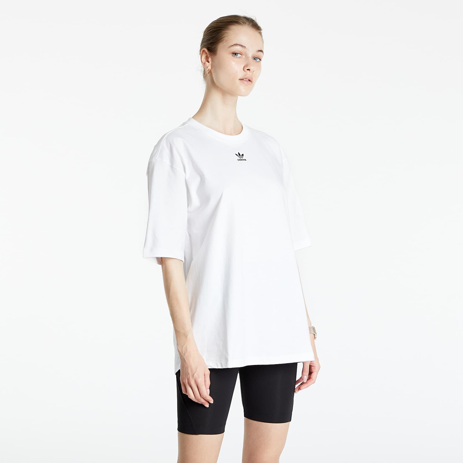 adidas Originals Tee White S/36