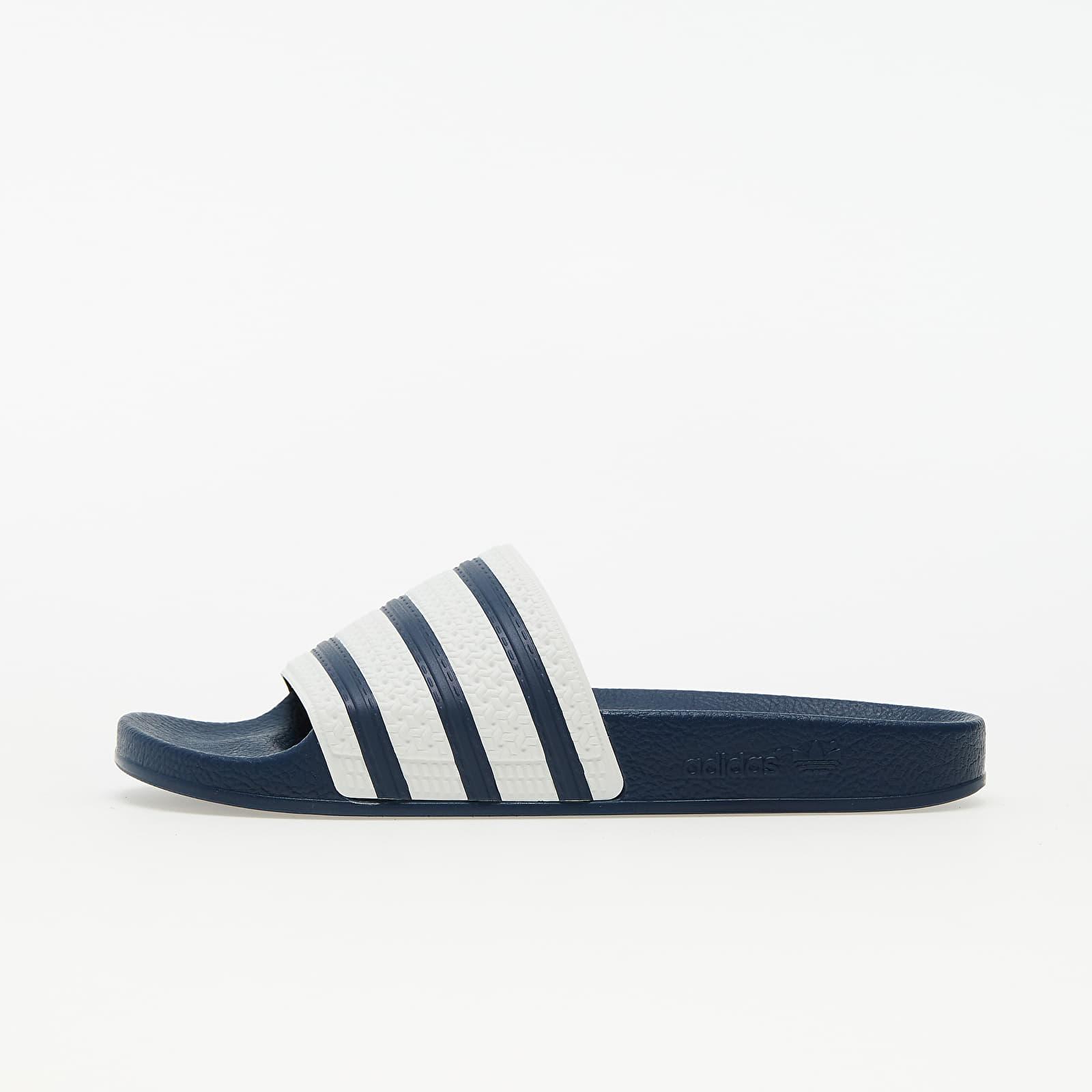 adidas Adilette Adi Blue/ White/ Adi Blue EUR 44.5