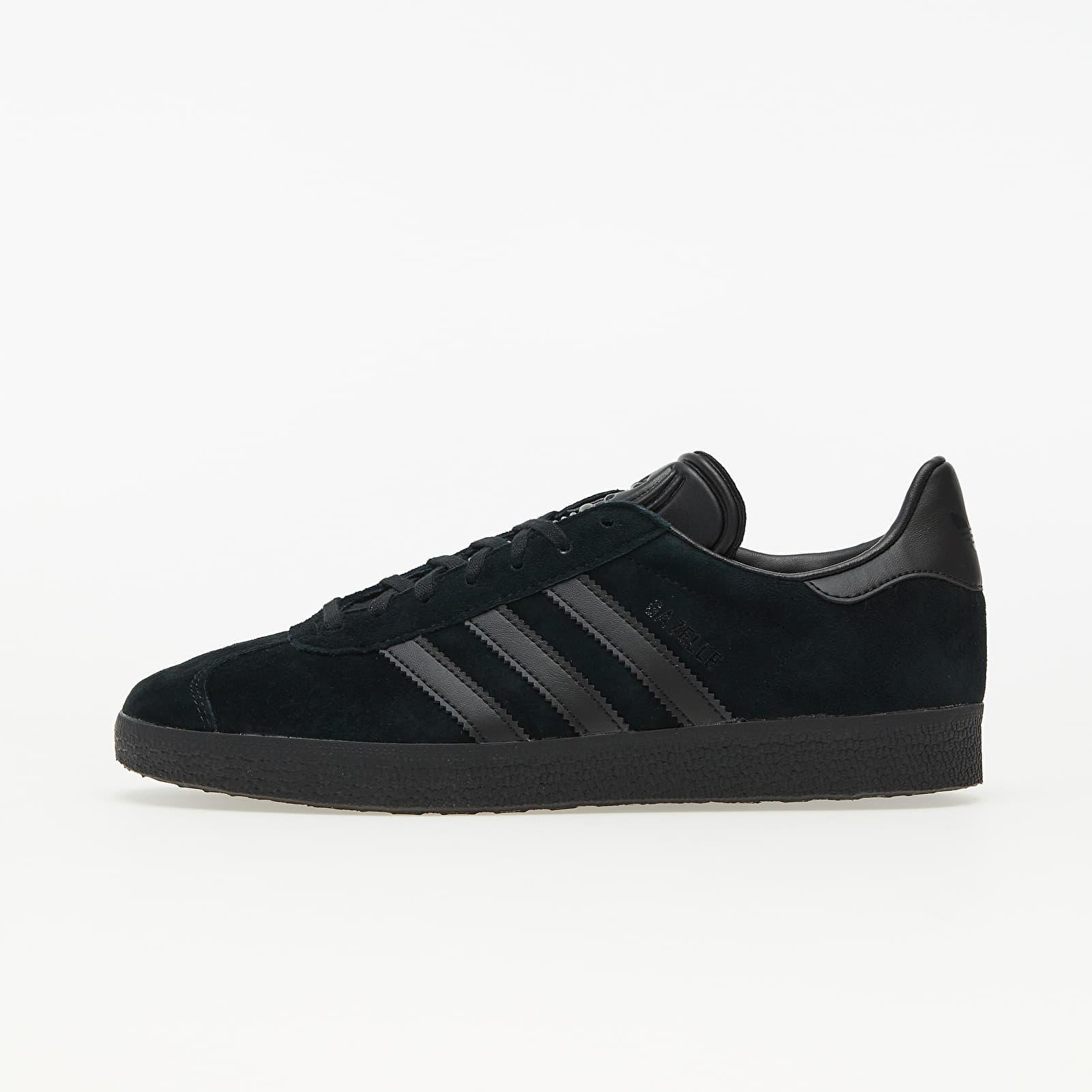 adidas Gazelle Core Black/ Core Black/ Core Black EUR 42 2/3