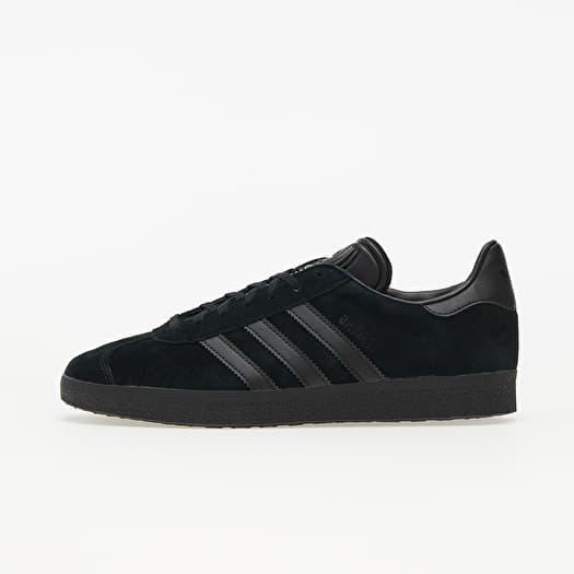 adidas Gazelle Core Black/ Core Black/ Core Black | Footshop