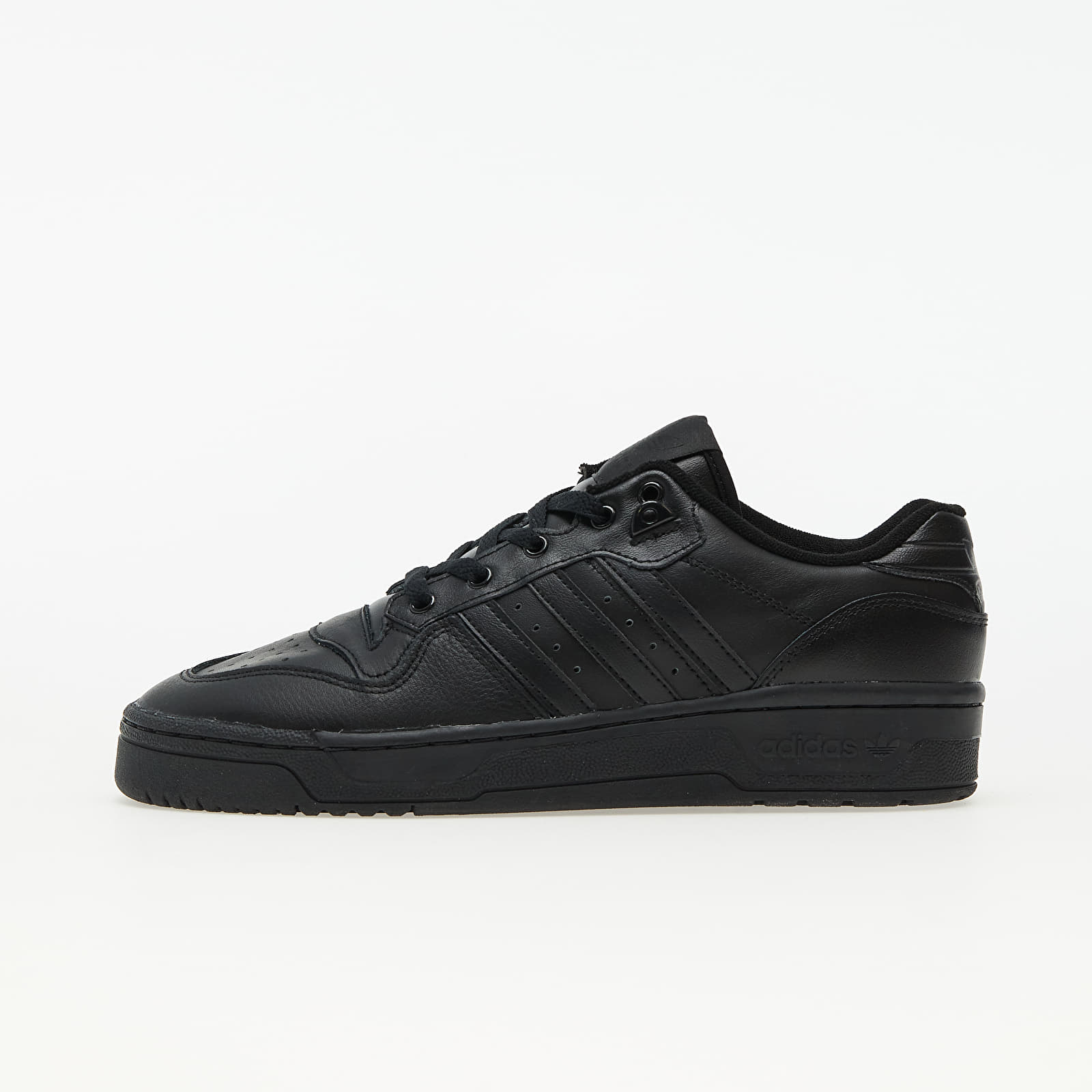 Levně adidas Rivalry Low Core Black/ Core Black/ Ftw White