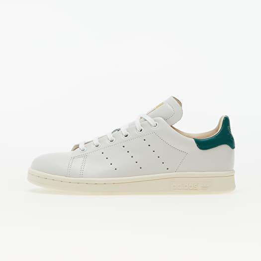 adidas Stan Smith Recon Ftw White/ Ftw White/ Noble Green   Footshop