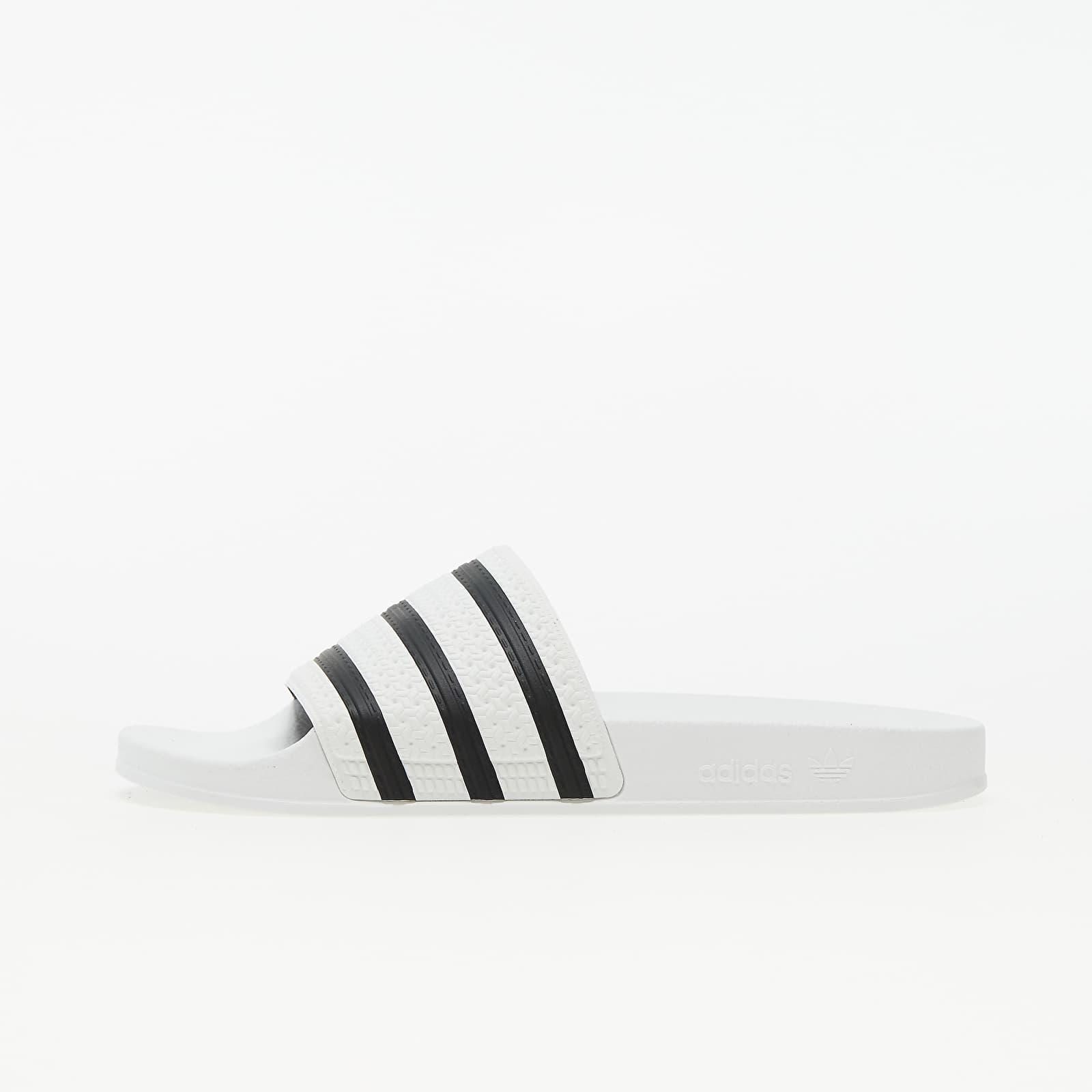 adidas Adilette White/ Core Black/ White EUR 44.5