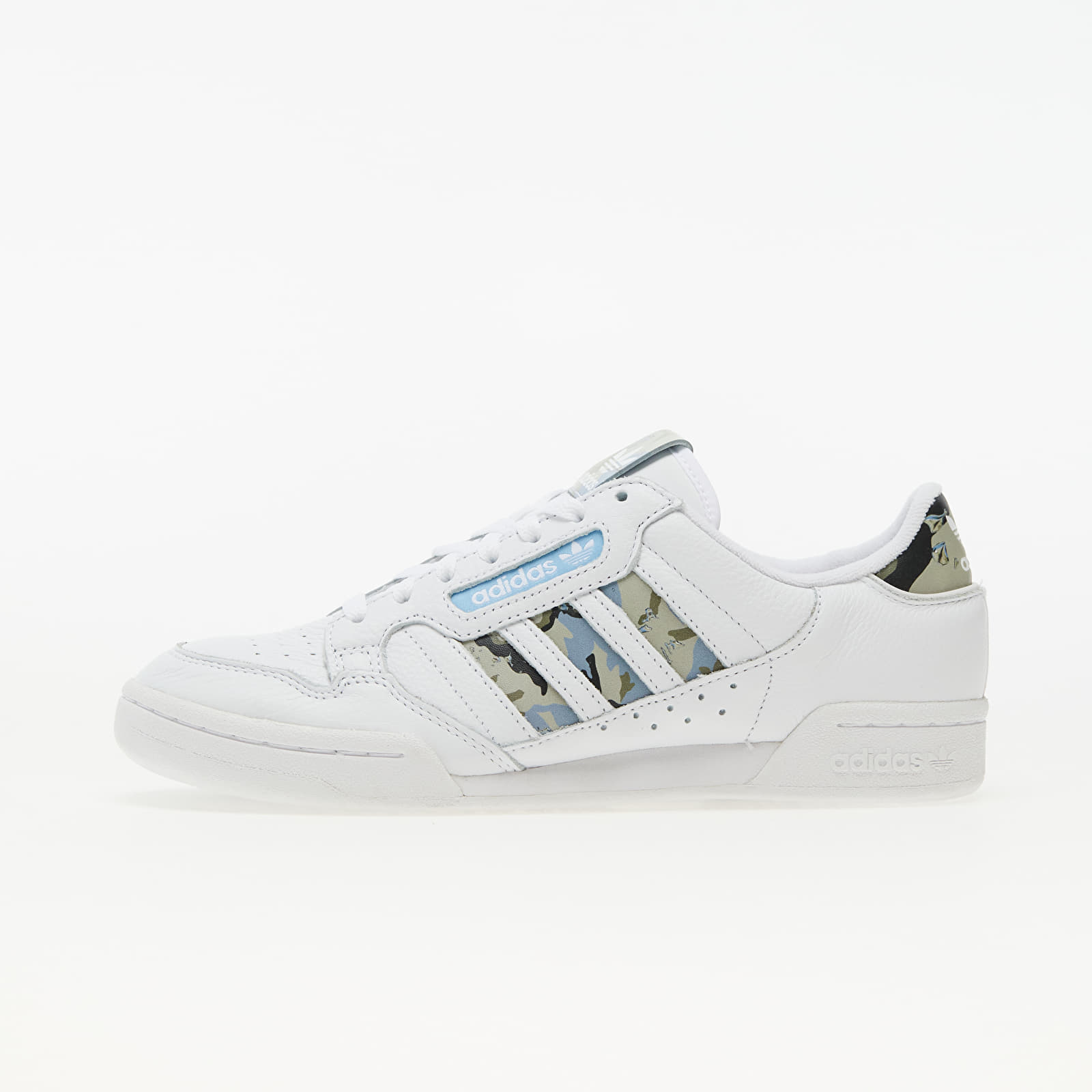 adidas Continental 80 Stripe Ftw White/ Core Black/ Ftw White EUR 46