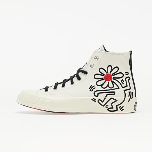 Converse alte - Colore: Beige | Footshop
