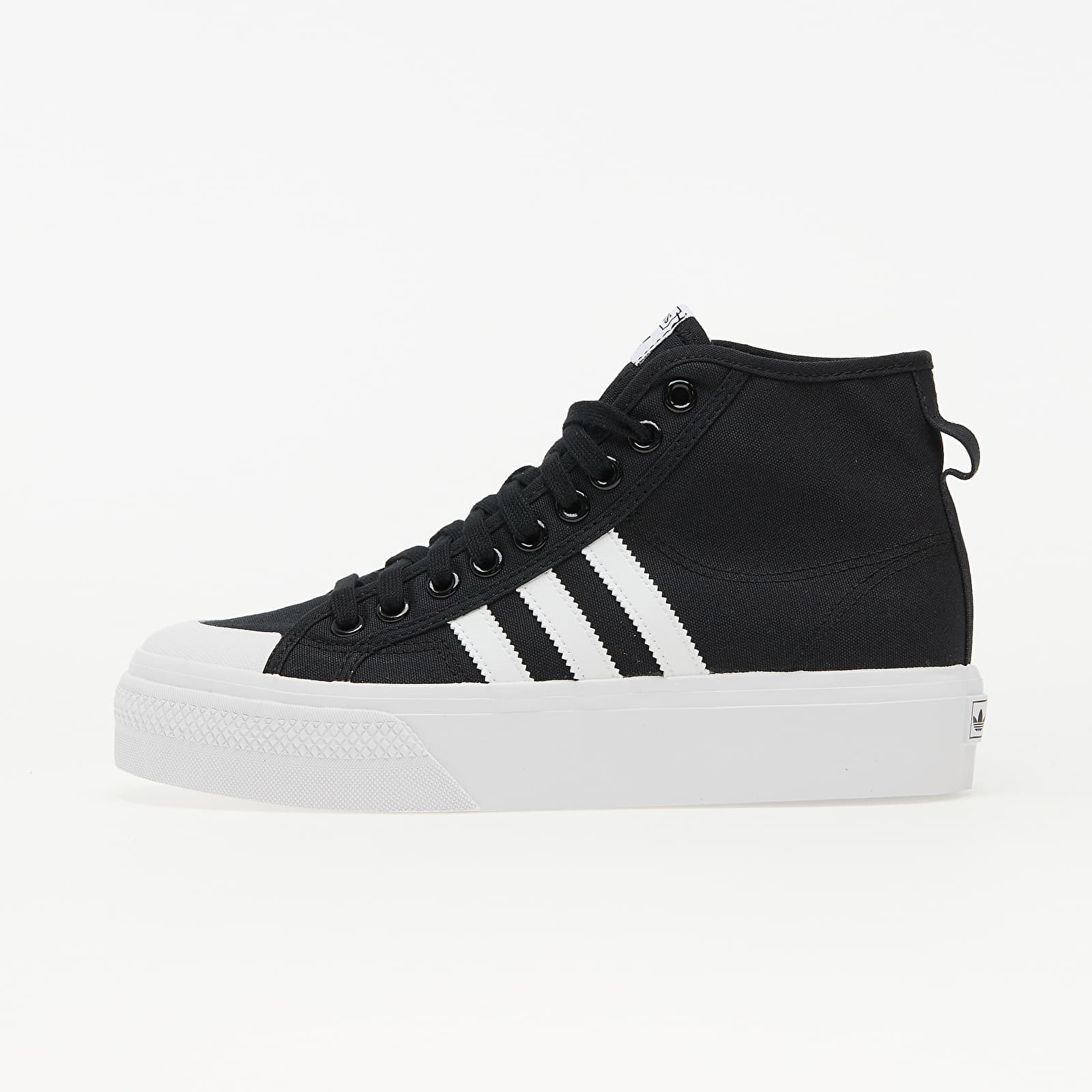 adidas Nizza Platform Mid W Core Black/ Ftw White/ Ftw White EUR 36