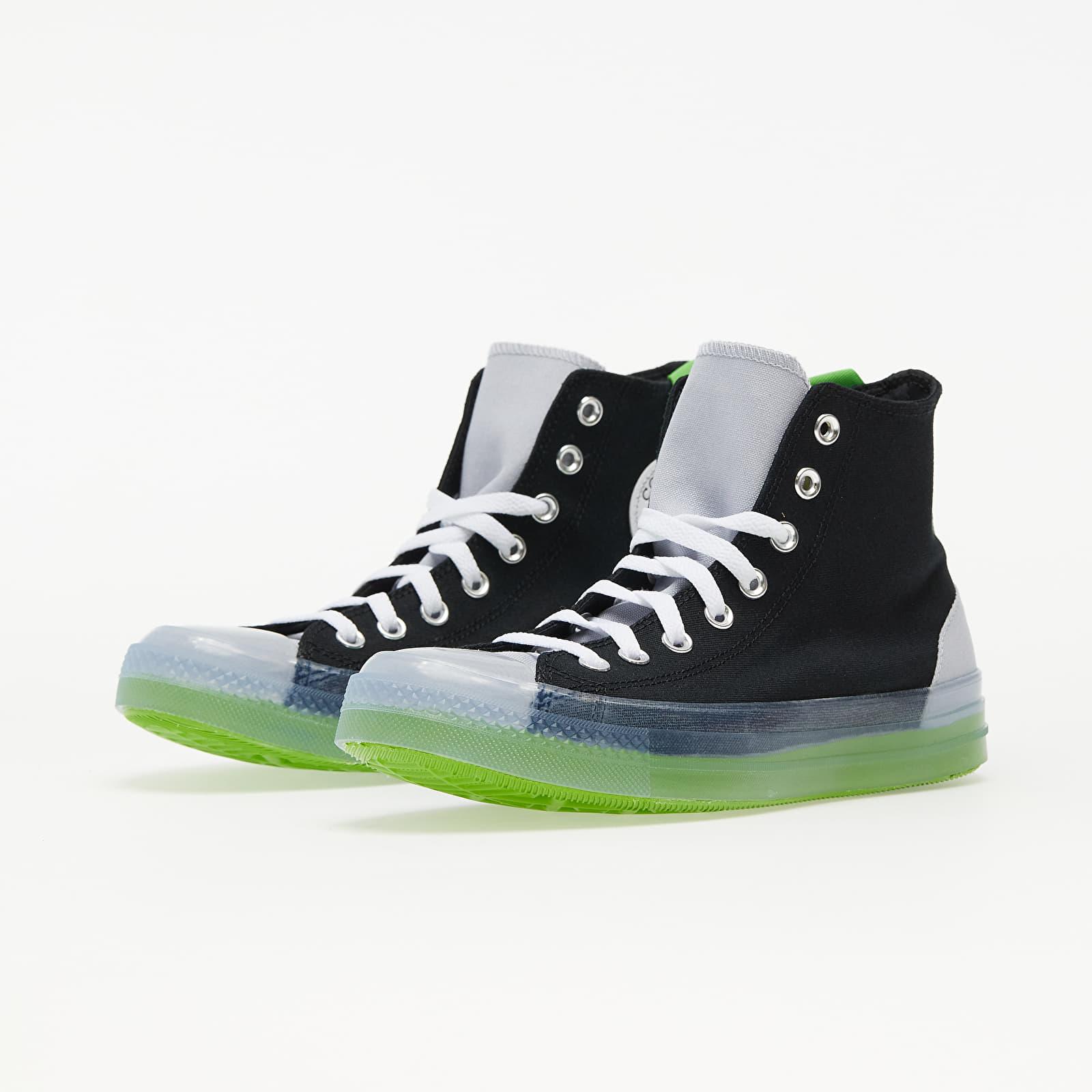 Converse Chuck Taylor All Star CX Black/ Gravel/ Bold Wasabi   Footshop