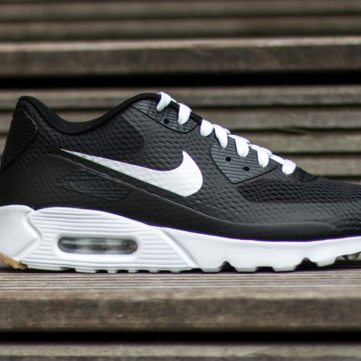 Nike Air Max 90 Ultra Essential Black White Black | Footshop