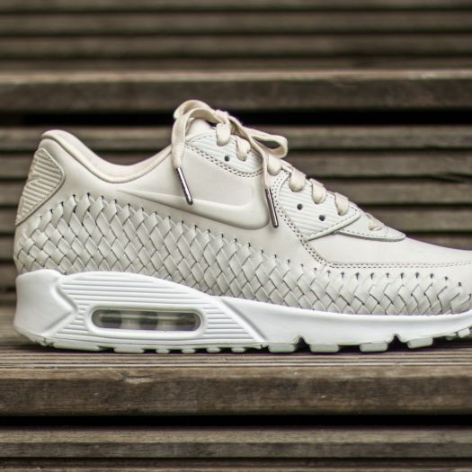 Nike Air Max 90 Woven Phantom Phantom White | Footshop