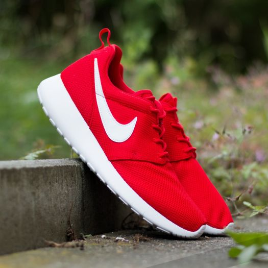 low priced bd612 356e9 Nike Roshe One (GS) University Red/ White | Footshop