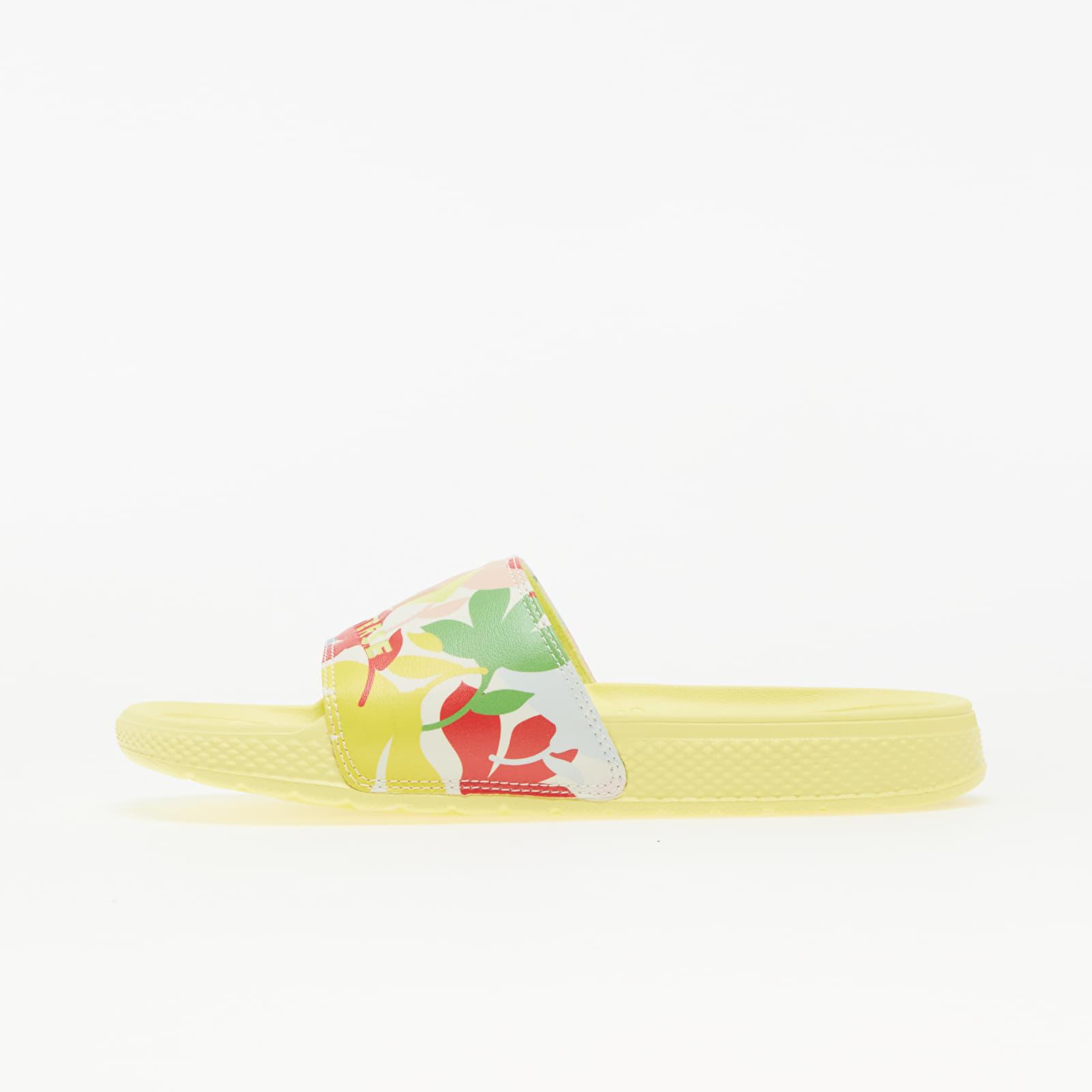 Converse All Star Slide Lt Zitron/ Egret/ Pink Foam EUR 37.5