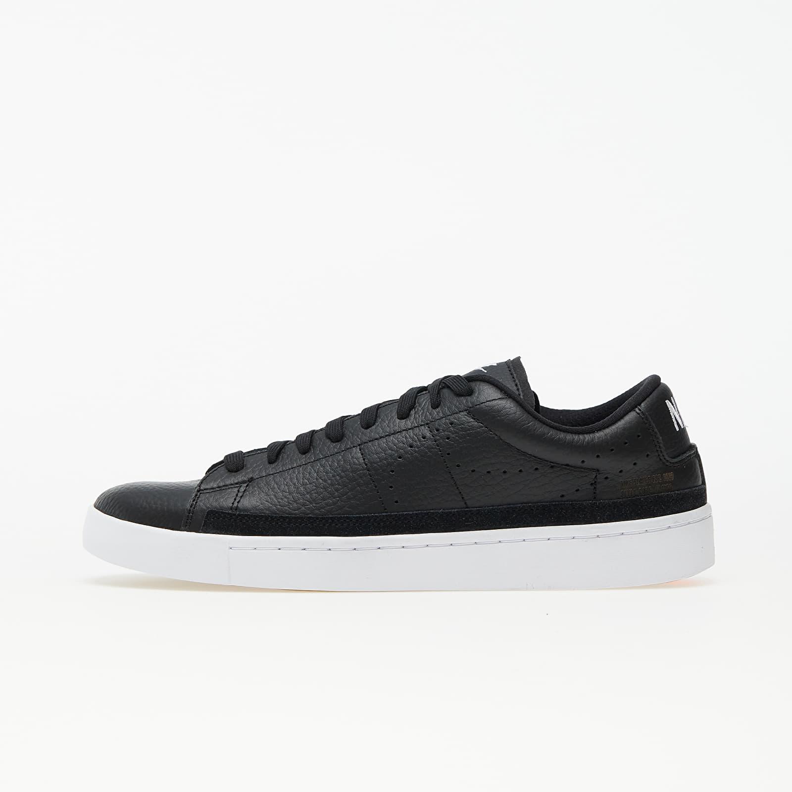 Nike Blazer Low X Black/ White-Gum Light Brown-Orange EUR 45.5