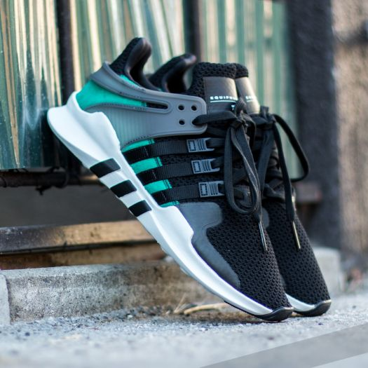 wholesale dealer 8cad4 5101b adidas Equipment Support ADV Core Black/ Sub Green/ Vin ...