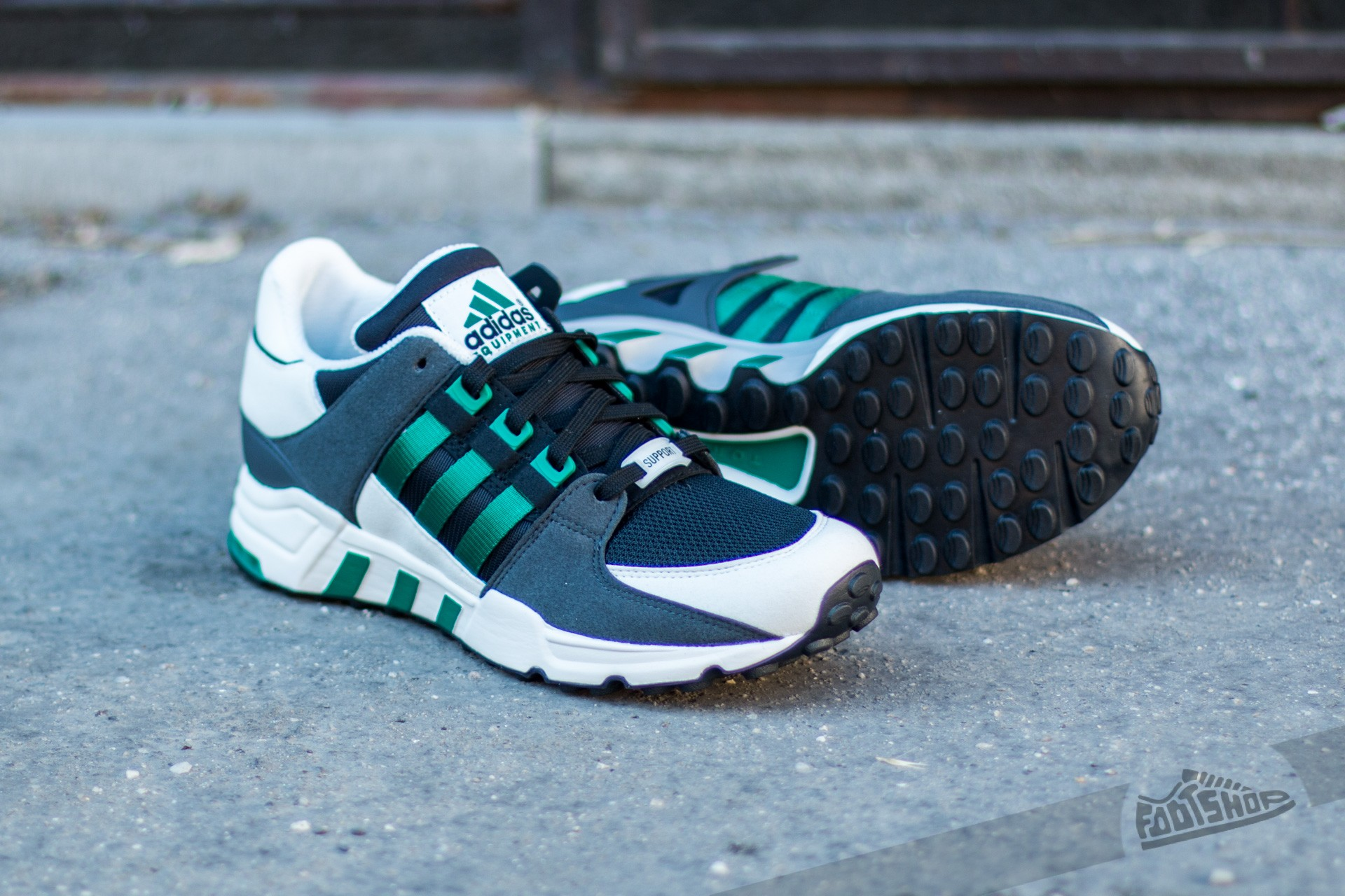 Adidas Sub White Support Running Equipment Black Vapour Core Green vNnmw80