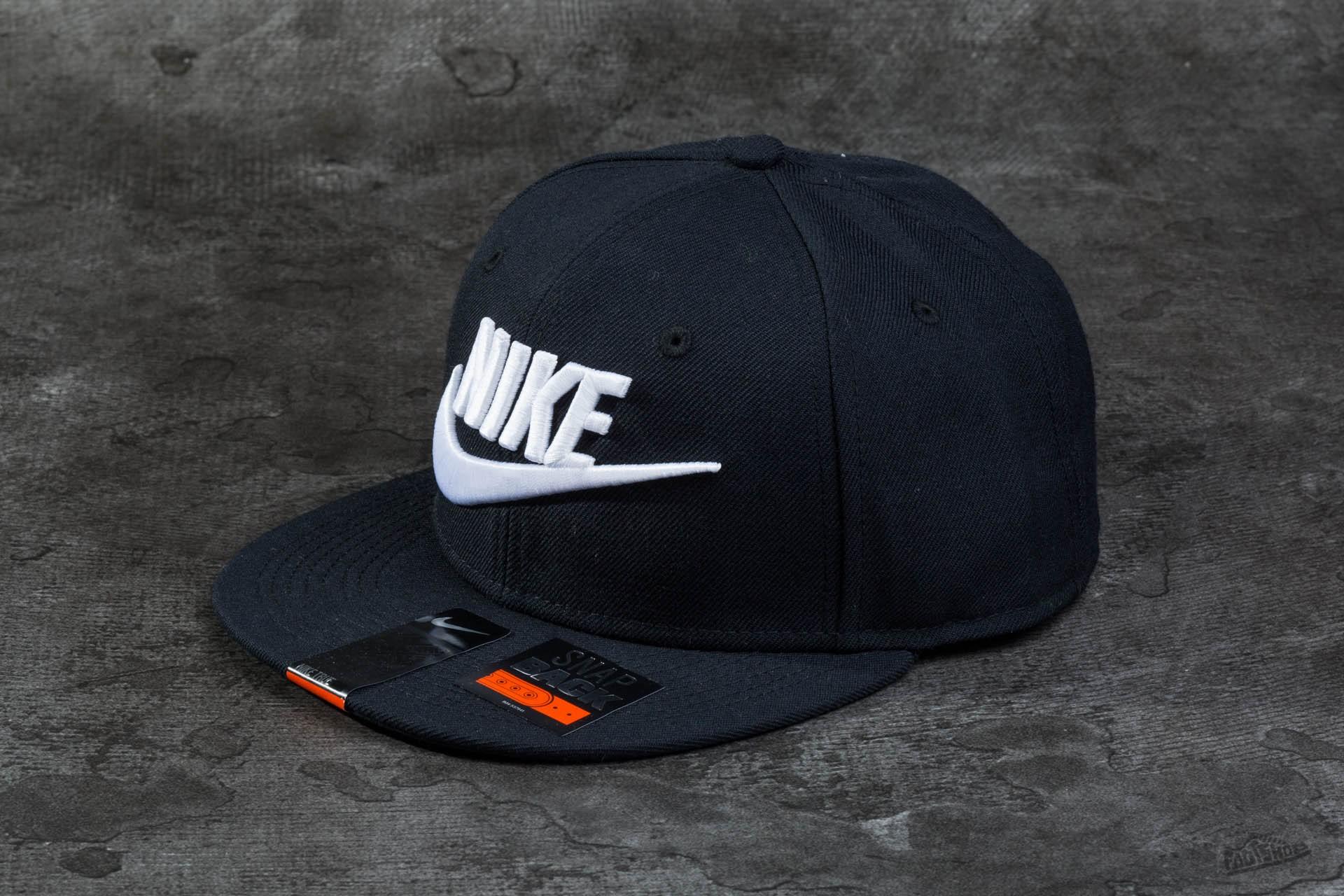Nido receta billetera  Gorras Nike Limitless True Snapback Black   Footshop