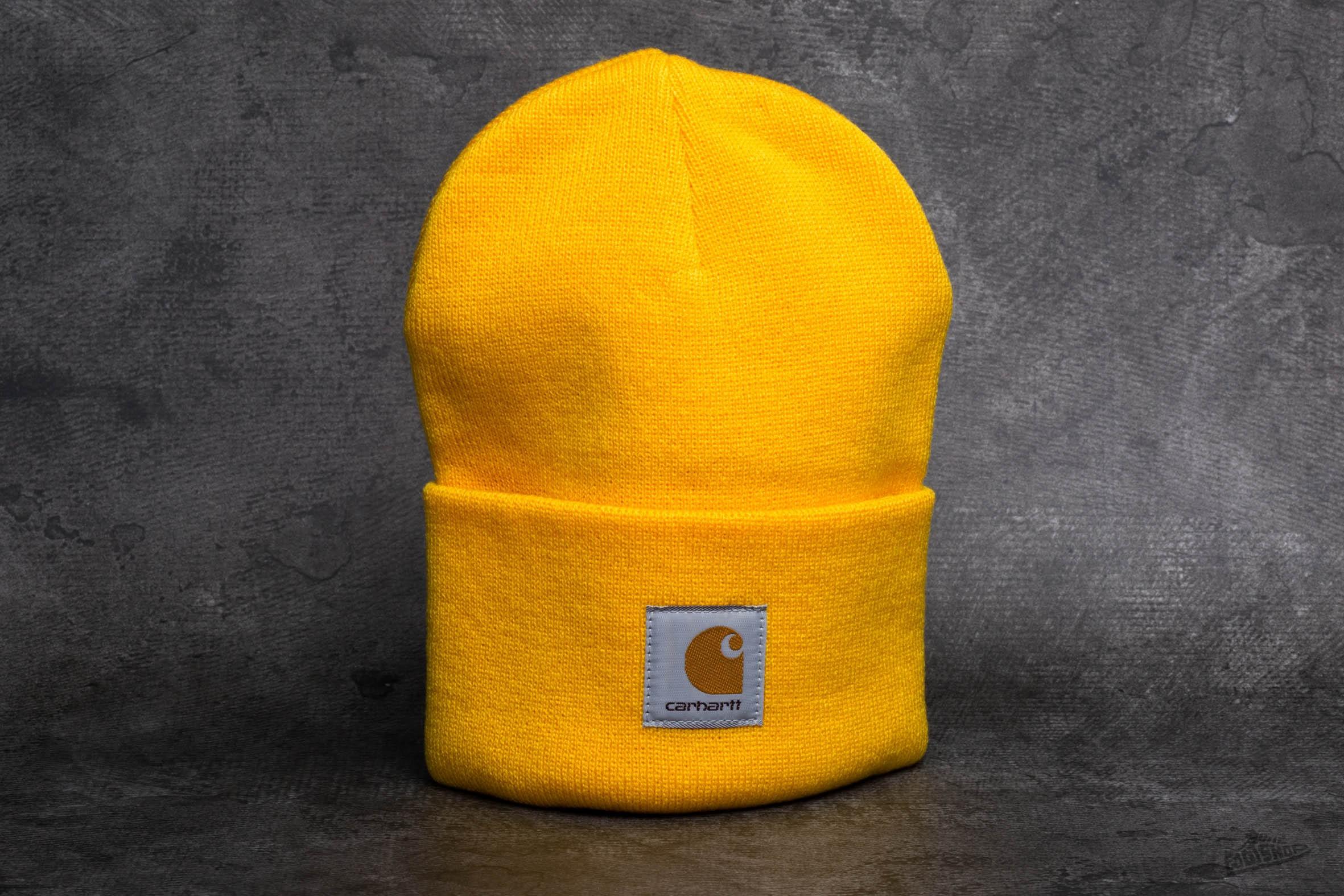 Carhartt WIP Acrylic Watch Hat Carambola  5f92daf50e1a