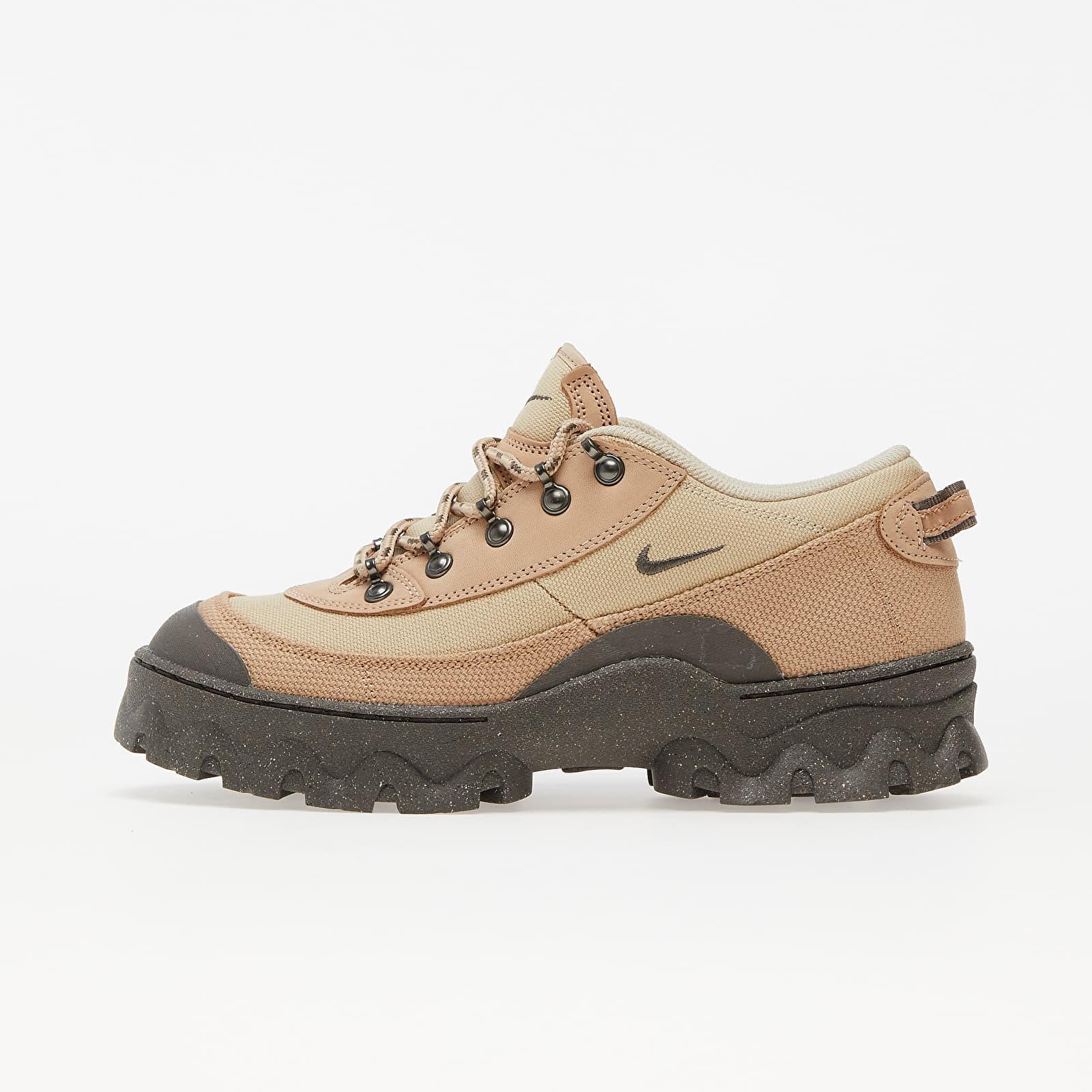 Nike Lahar Low Hemp/ Smoke-Grain-Orange