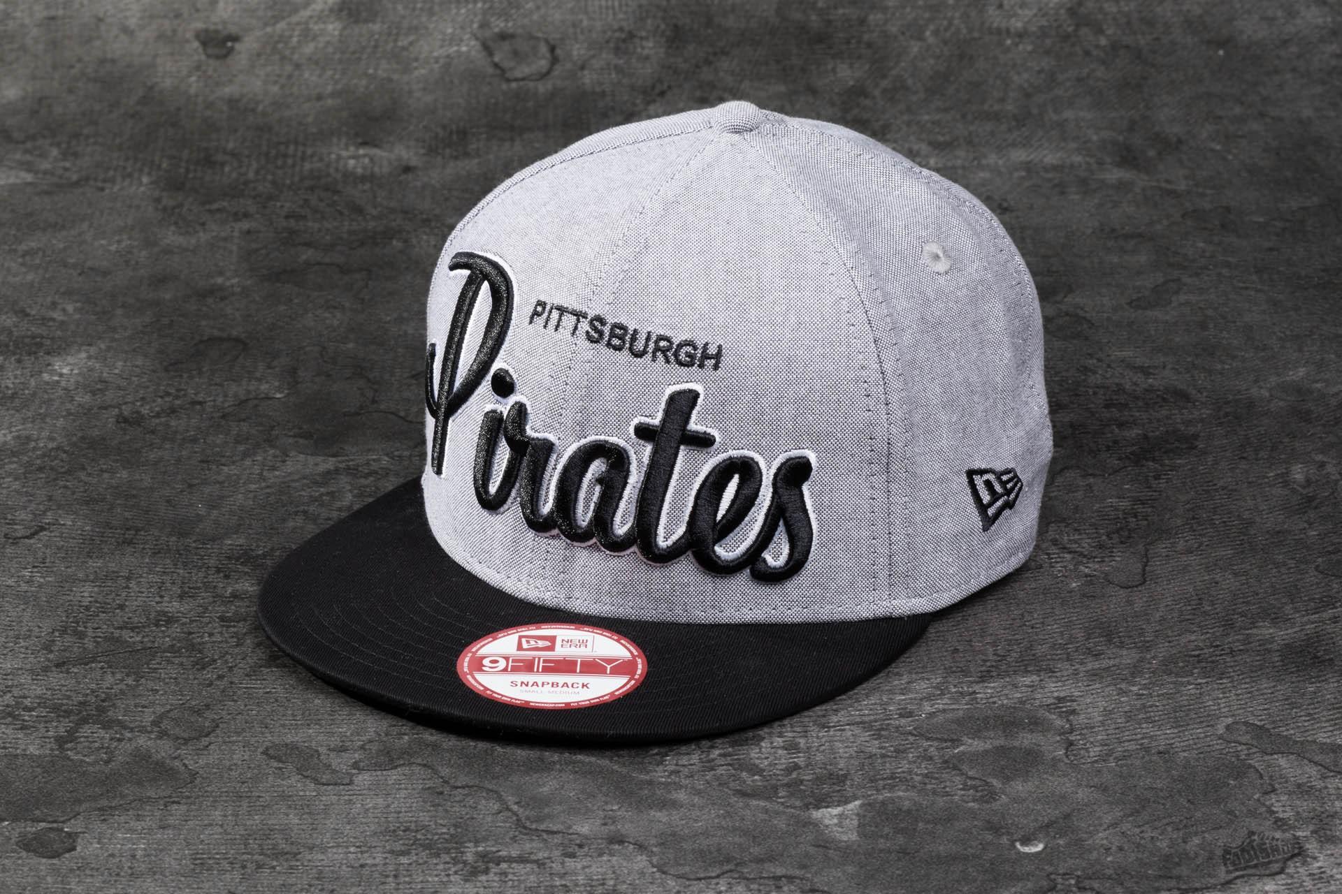 cbba4dd2cab New Era Retroscholar2 Pittsburgh Pirates Black