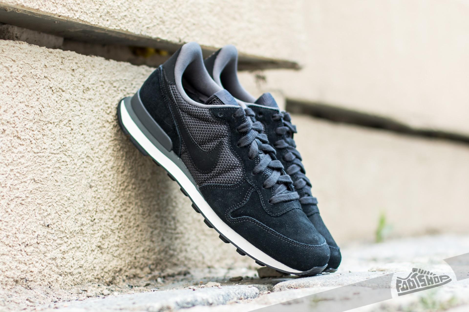 info for 07b6a 56911 Nike Internationalist Prm Black Black-Anthracite-Phantom