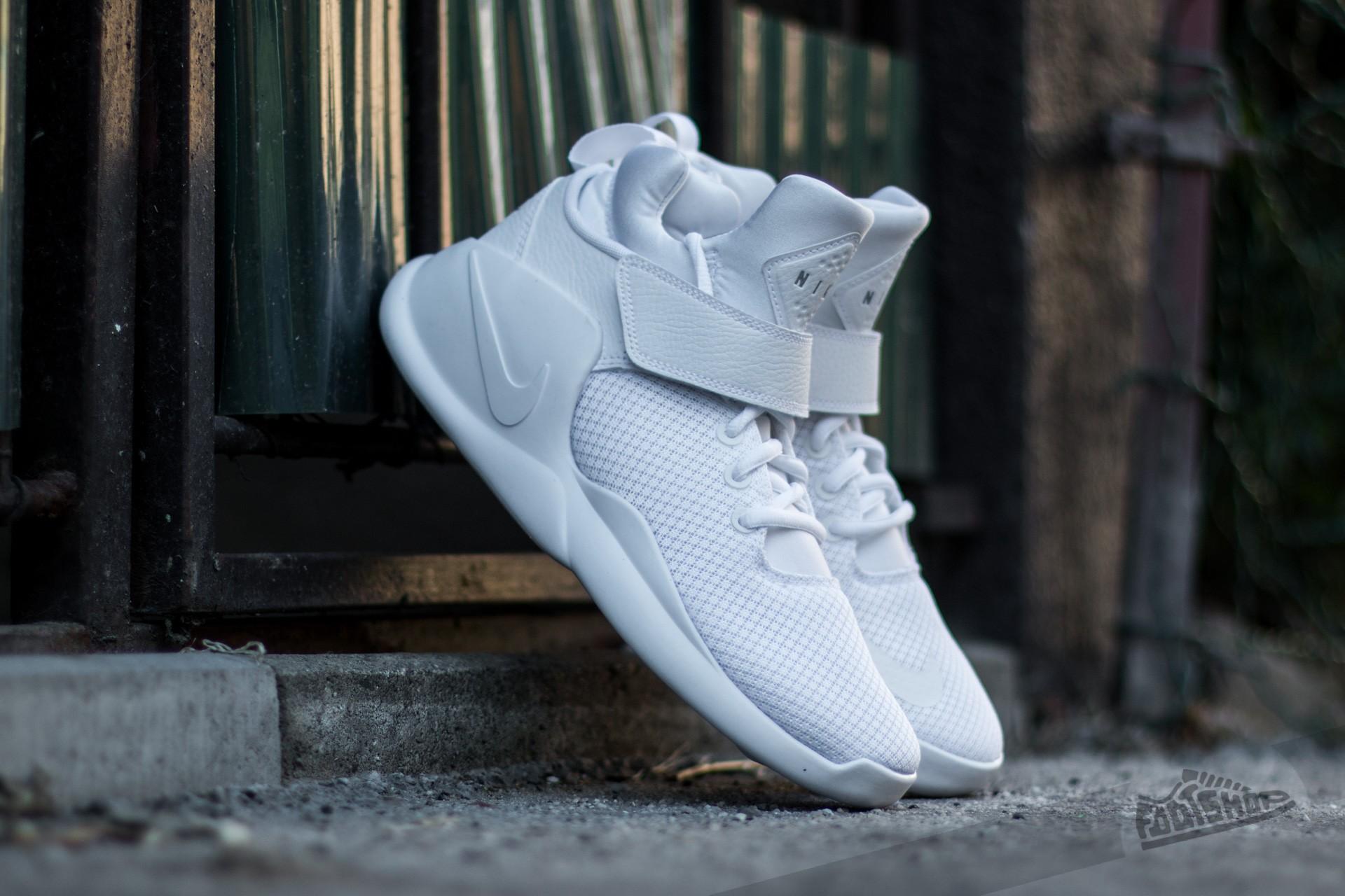 Men's shoes Nike Kwazi White/ White