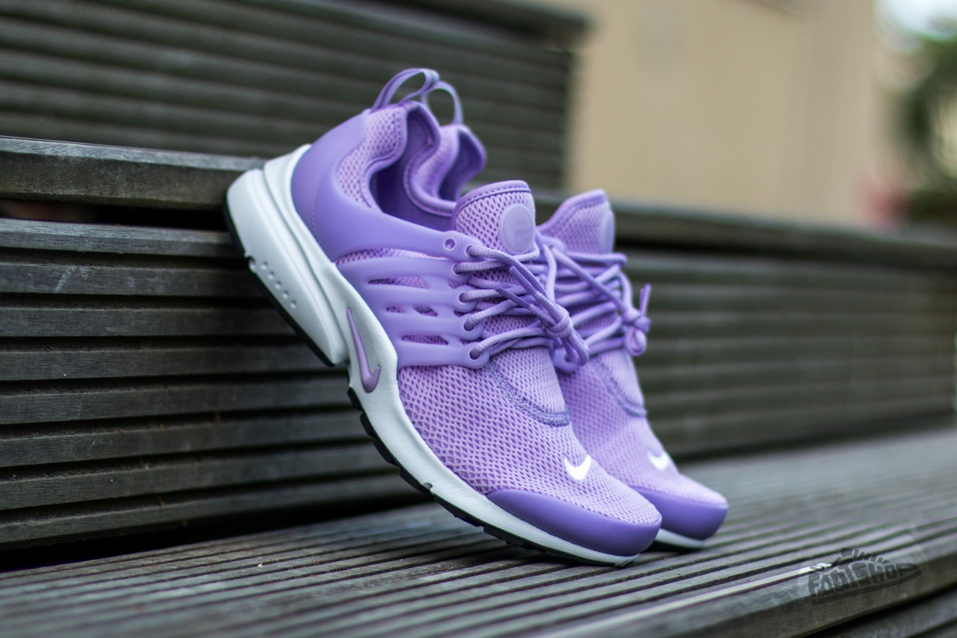 shoes Nike W Air Presto Urban Lilac