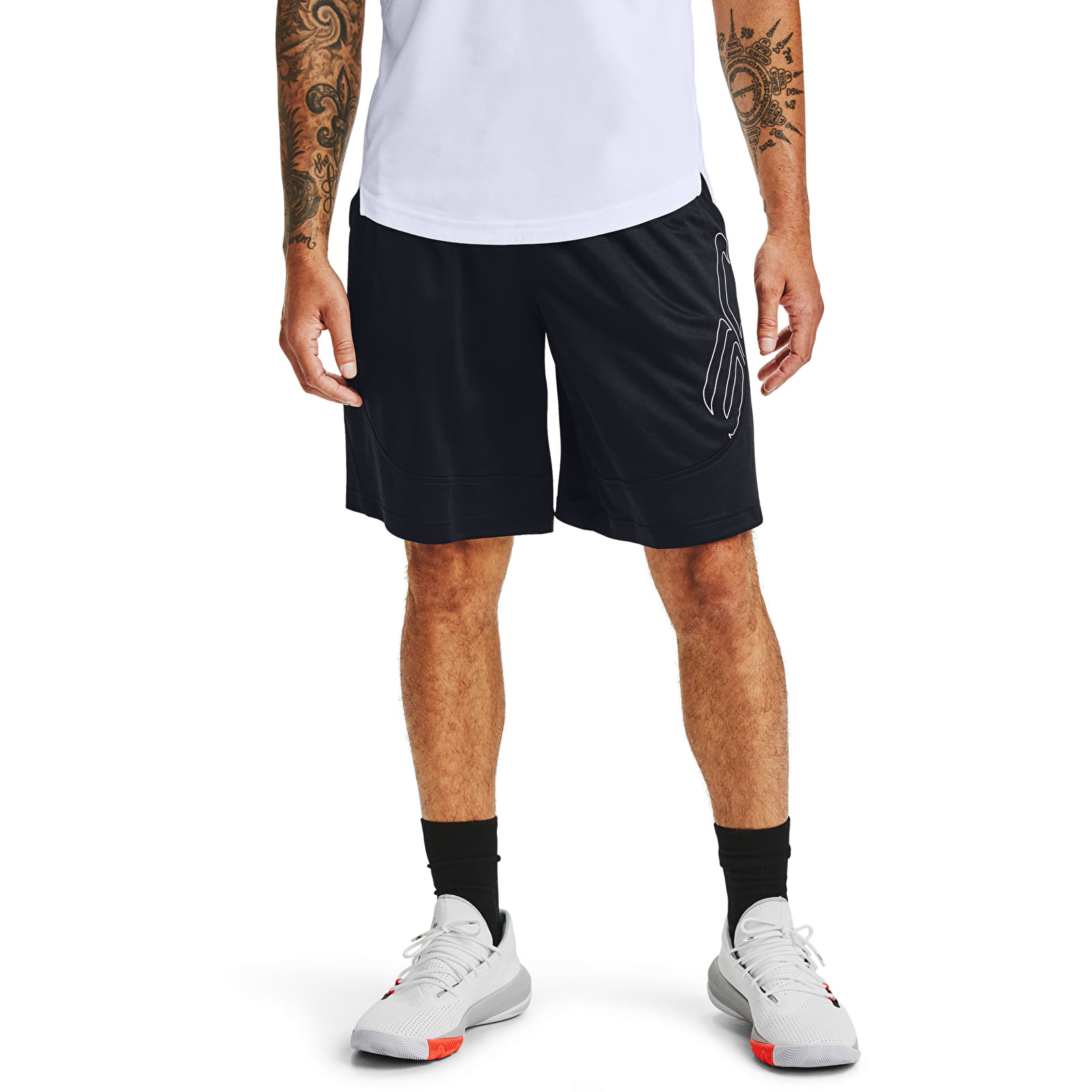 Under Armour Curry Underrated Shorts Black