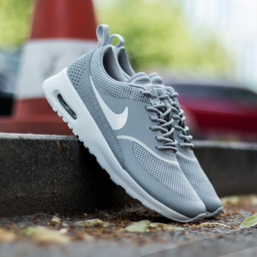 Nike Wmns Air Max Thea Matte Silver Summit White | Footshop
