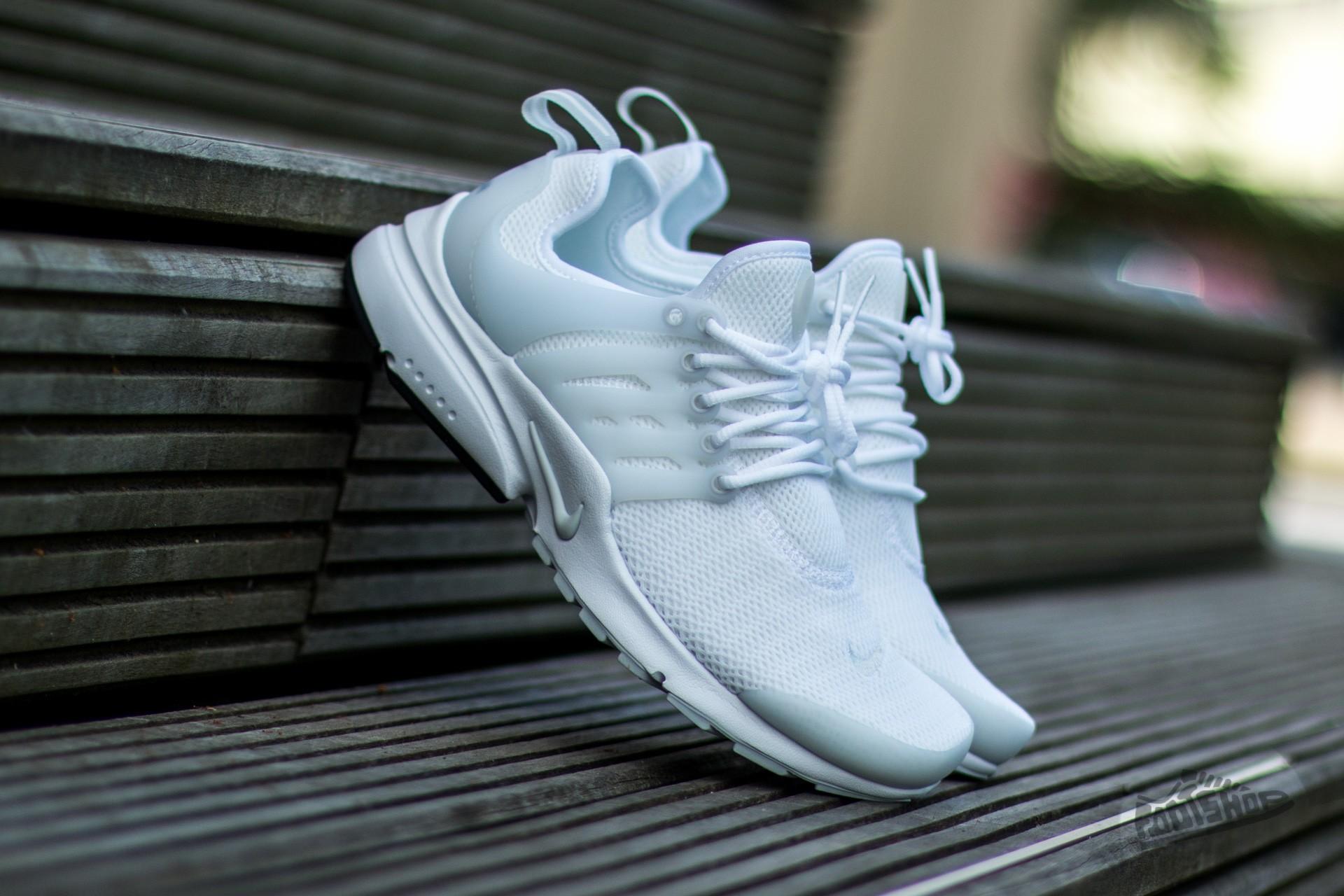 Nike W Air Presto White  Pure Platinum-White  ef291771c