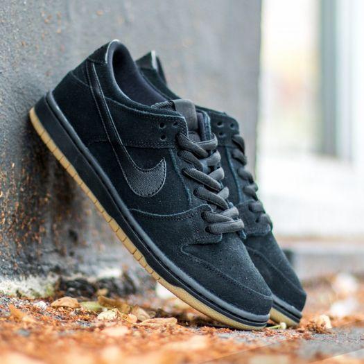 promo code aa3d2 c53d2 Nike Dunk Low Pro Iw Black/ Black- Gum Light Brown | Footshop