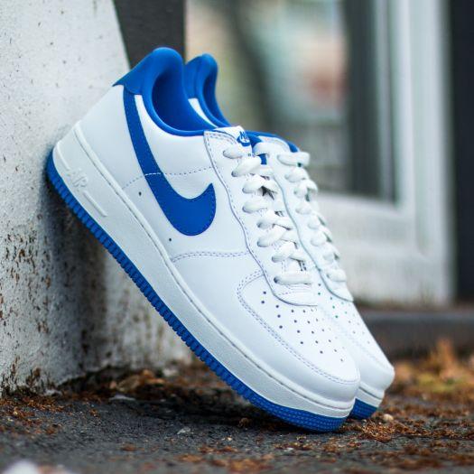 Männer Schuhe Nike Air Force 1 Low Retro Summit Weiß Game