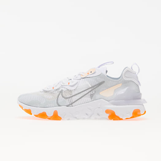 Nike React Vision SE White/ Lt Smoke Grey-Pure Platinum | Footshop