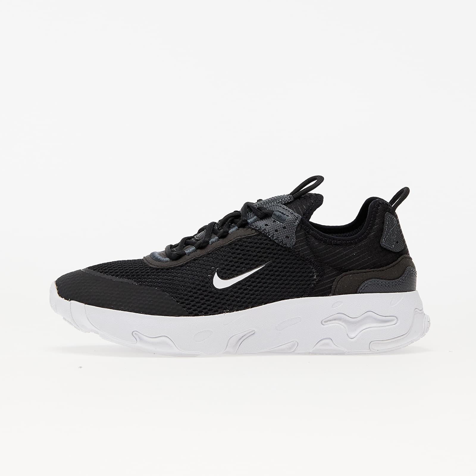 Nike React Live (GS) Black/ White-Dk Smoke Grey EUR 39