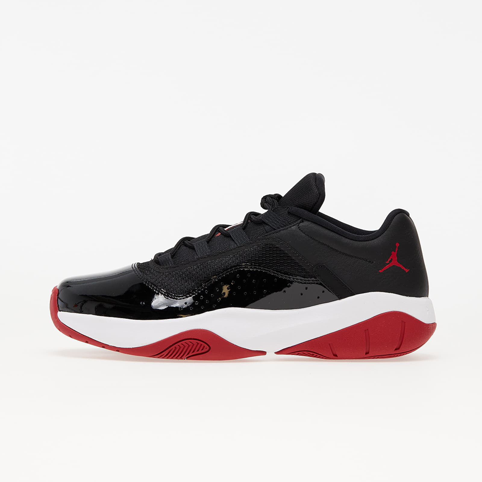 Air Jordan 11 CMFT Low Black/ White-Gym Red EUR 40.5