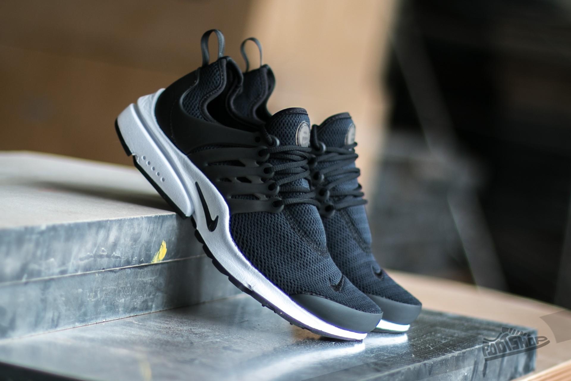 save off 8e6c6 9673f Nike W Air Presto Black  Black- White