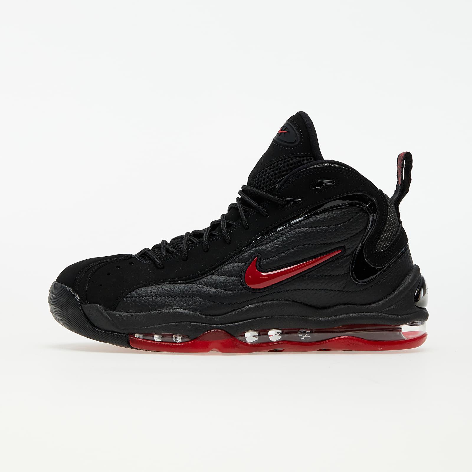 Nike Air Total Max Uptempo Black/ Varsity Red-Black EUR 42