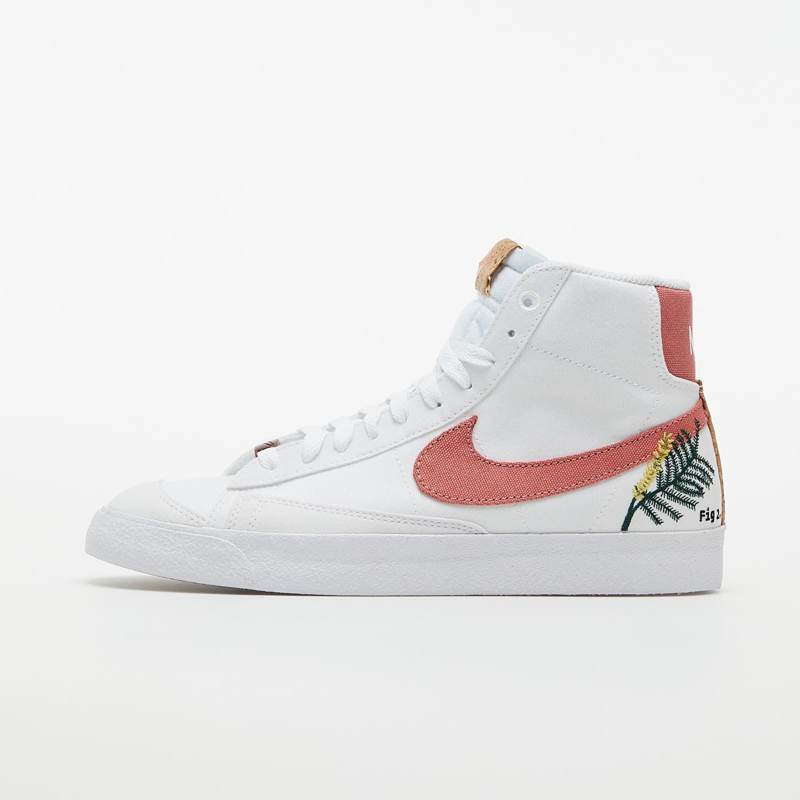 Levně Nike W Blazer Mid '77 SE White/ Light Sienna-White