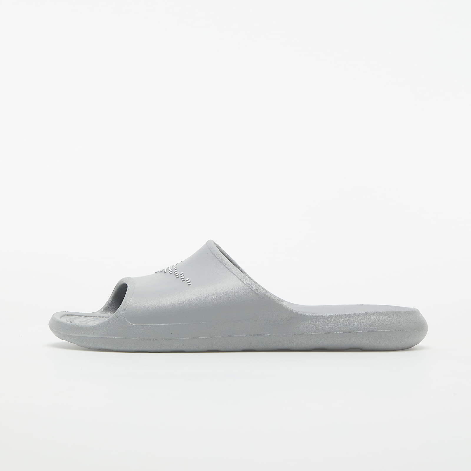 Nike Victori One Shower Slide Lt Smoke Grey/ White-Lt Smoke Grey EUR 41