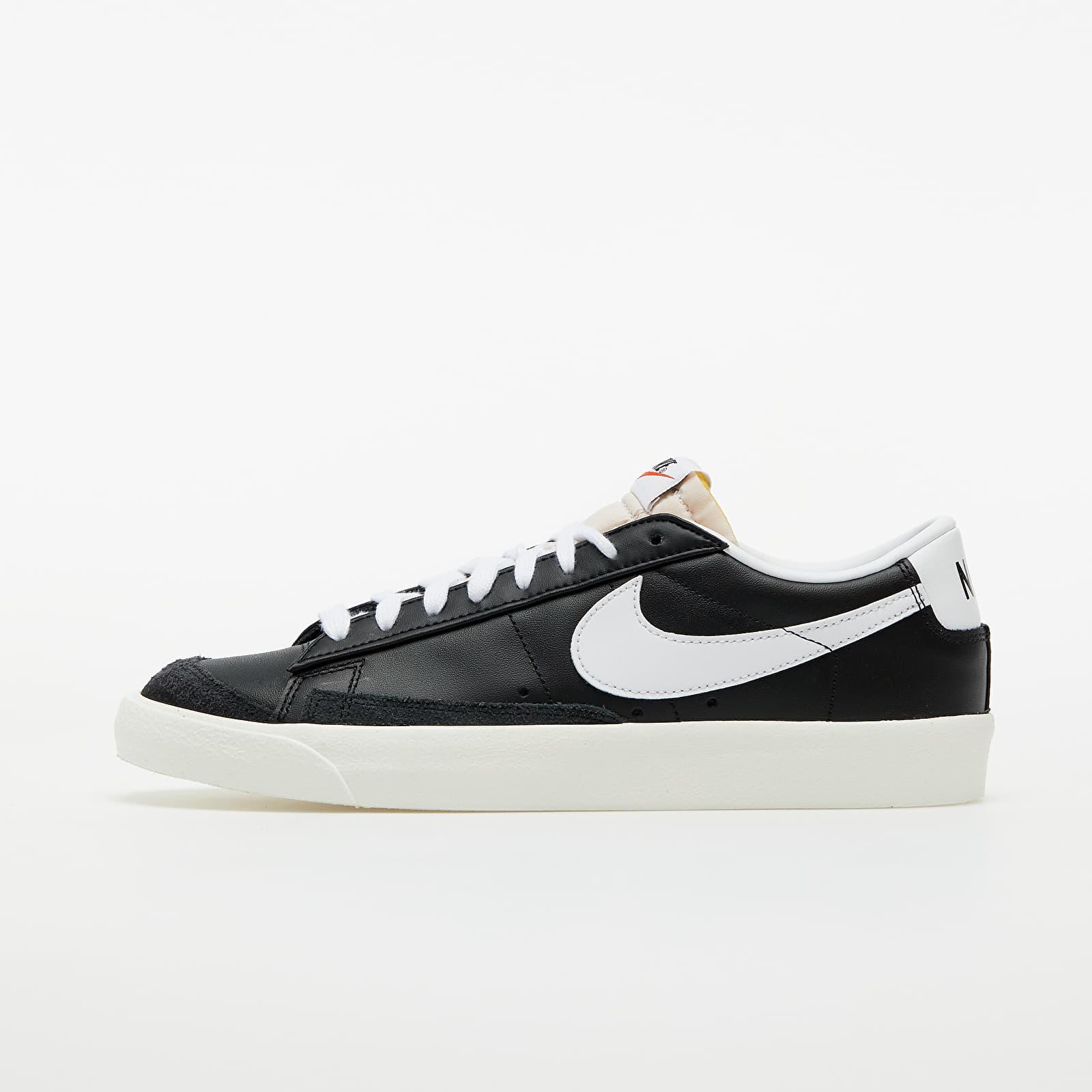 Nike Blazer Low '77 Vintage Black/ White-Sail-Black EUR 41