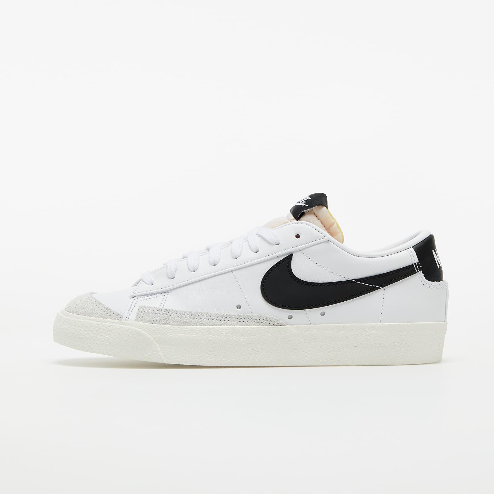 Nike Blazer Low '77 White/ Black-Sail-White EUR 41